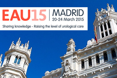 Congreso Europeo de Urología EAU 15th International EAU Meeting